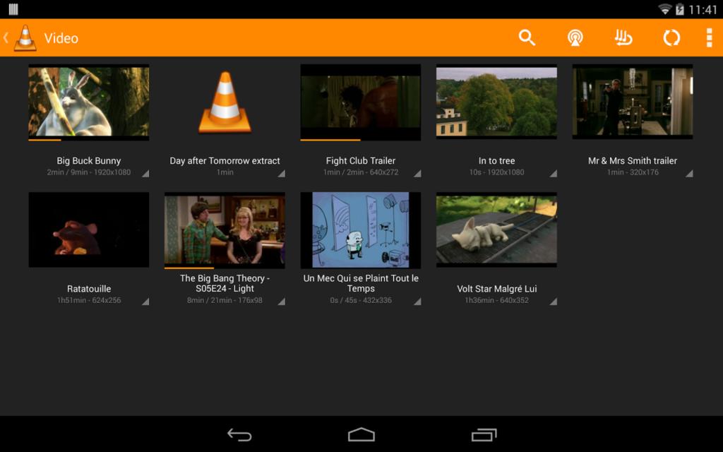 VLC pentru Android
