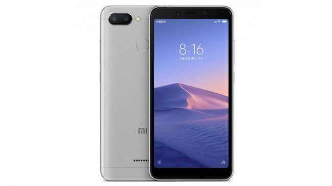 Xiaomi Redmi 6A (1)