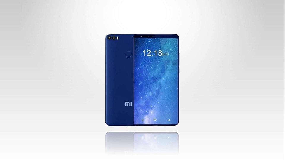 telefonul cu cel mai mare ecran, Xiaomi Mi Max 3