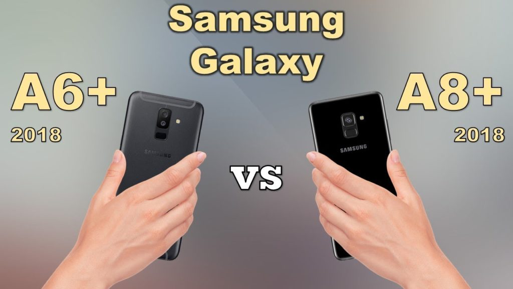 Galaxy A6 Plus 2018 vs Galaxy A8 Plus 2018 (2)