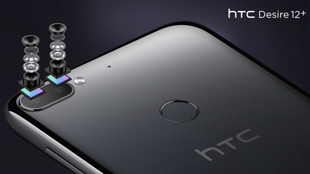 HTC Desire 12 Plus review camera spate