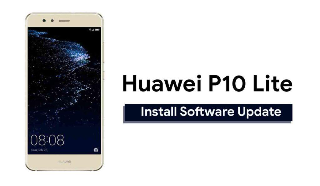 Huawei P10 Lite primeste update la Android 8.0