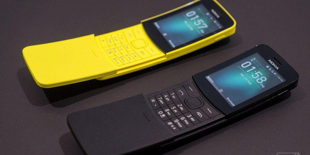 KaiOS Nokia 8110