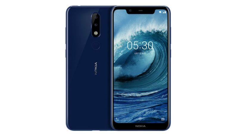 Nokia X5 (3)