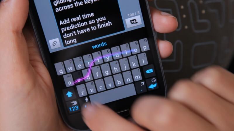 Top 10 cele mai bune tastaturi pentru Android - Swiftkey