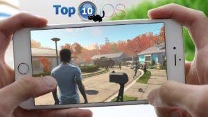Top 10 jocuri pe iOS in 2018