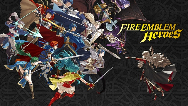 Top 10 jocuri pe iOS in 2018 - Fire Emblem Heroes