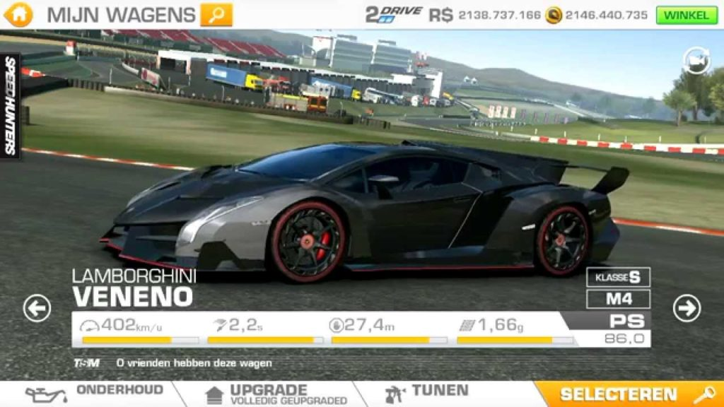 Top 10 jocuri pe iOS in 2018 - Real Racing 3
