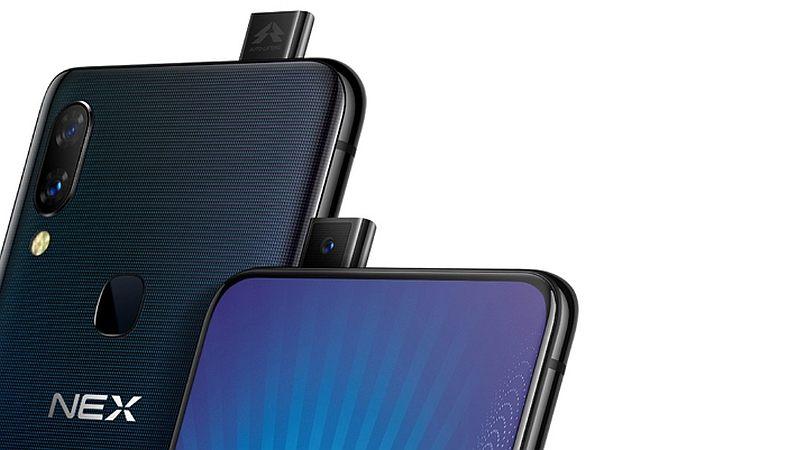 Top 10 telefoane AnTuTu - VIVO NEX S