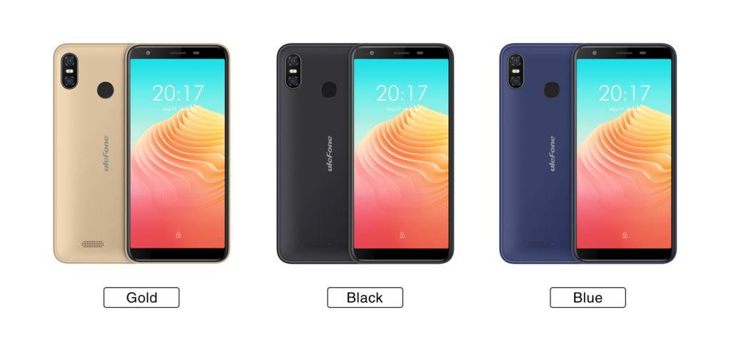 Ulefone S9 Pro culori