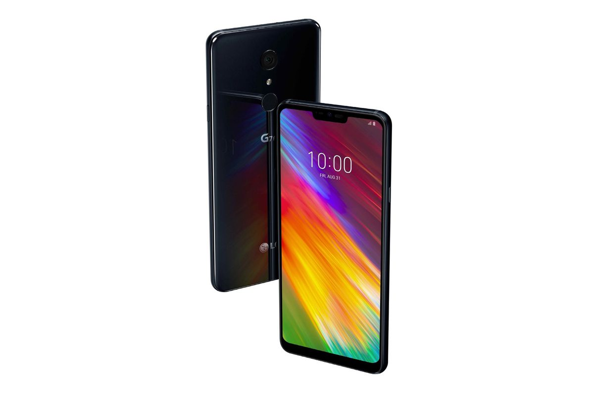 LG G7 One Android One (2)