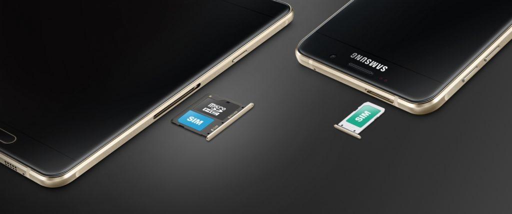Samsung Galaxy A9 Pro 2018