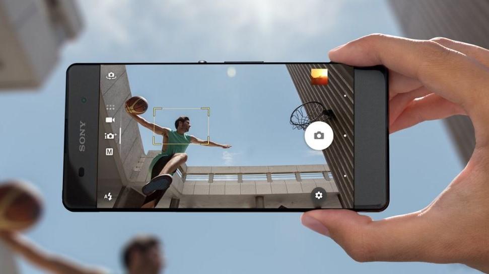 Sony Xperia XA3 foto