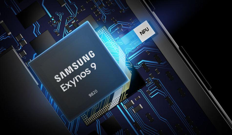 Exynos 9820 procesor
