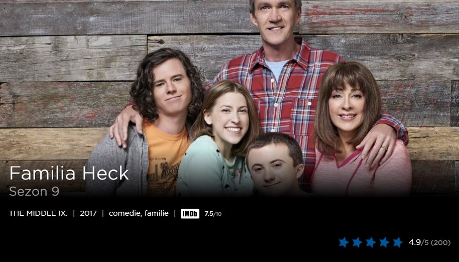 The Middle - Familia Heck