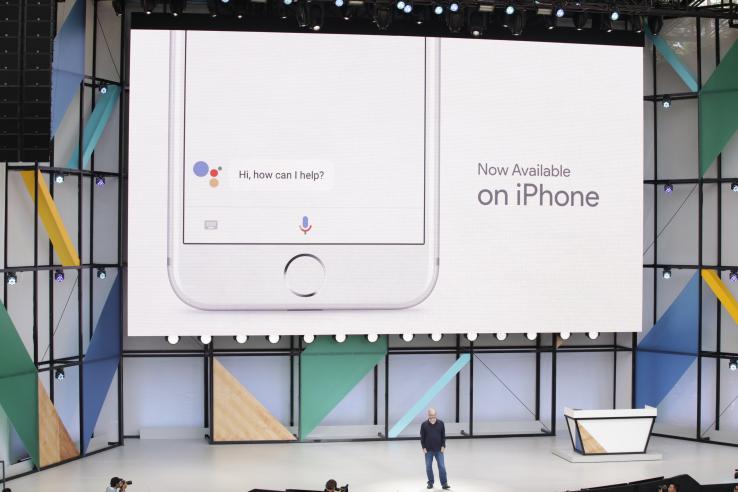 Google Assistant pe iPhone (2)