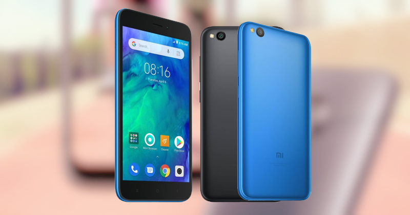 Xiaomi Redmi Go (1)