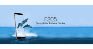 Gionee F205 Pro