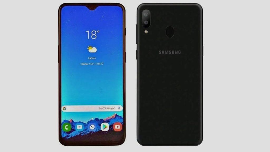 Samsung Galaxy A30 (2)