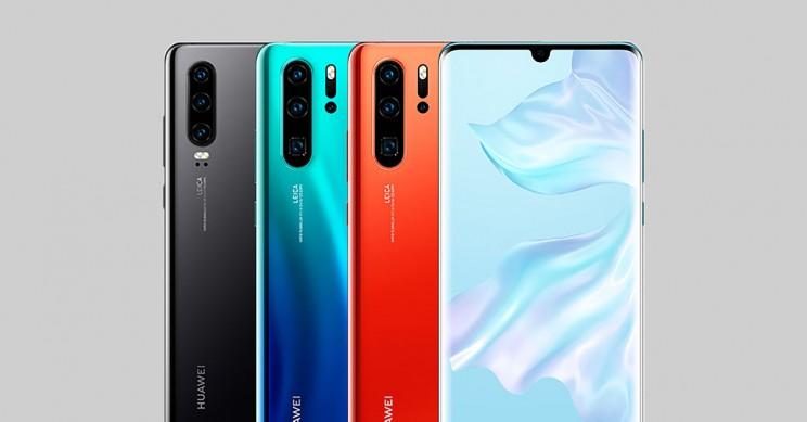 Huawei P30 și P30 Pro