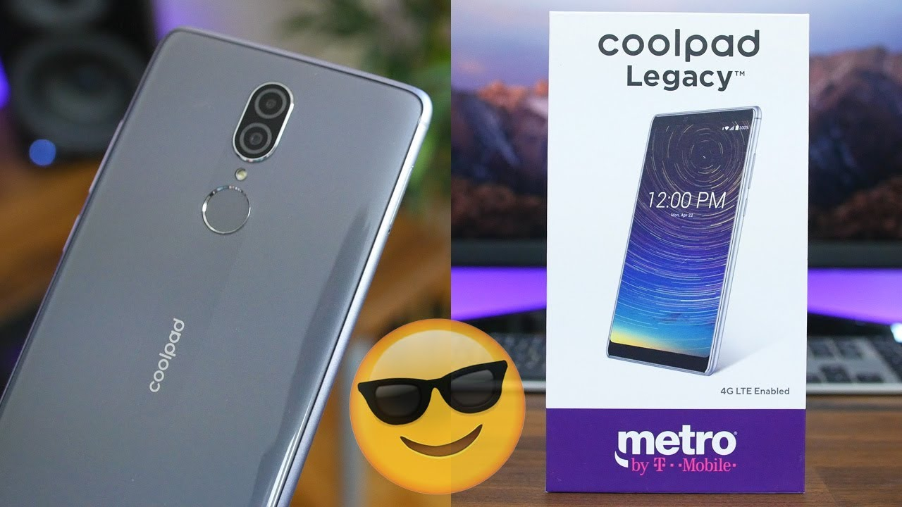 Coolpad Legacy
