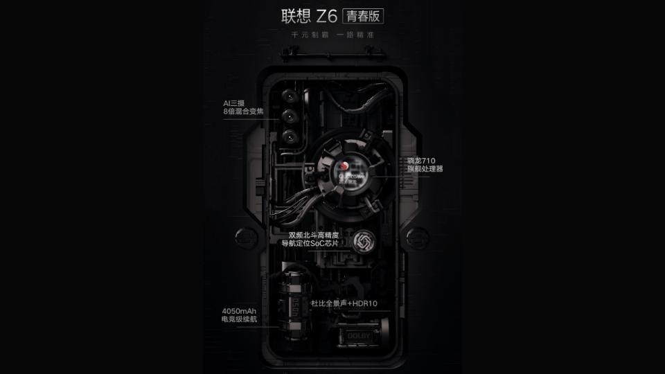 Lenovo Z6 Lite