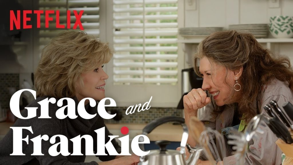 Top 10 seriale Netflix 2019 - Grace and Frankie