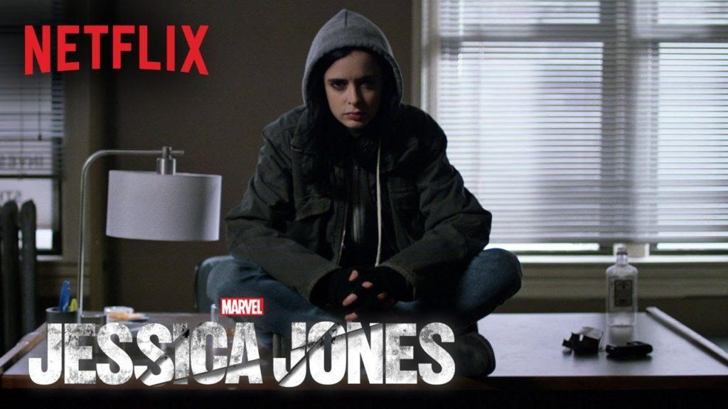 Top 10 seriale Netflix 2019 - Jessica Jones