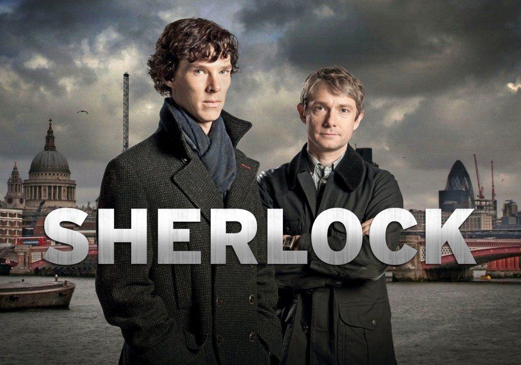 Top 10 seriale Netflix 2019 - Sherlock