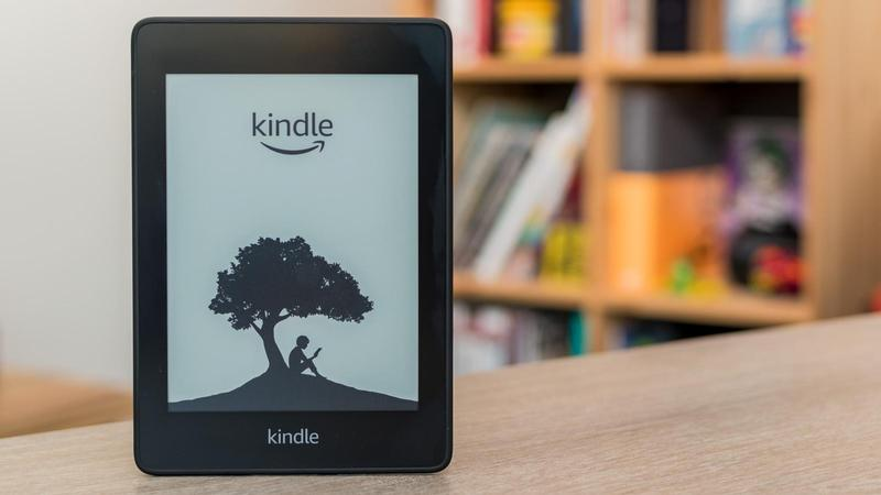 Review Amazon Kindle 2019
