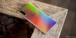 Samsung Galaxy Note 10 Lite specificatii tehnice