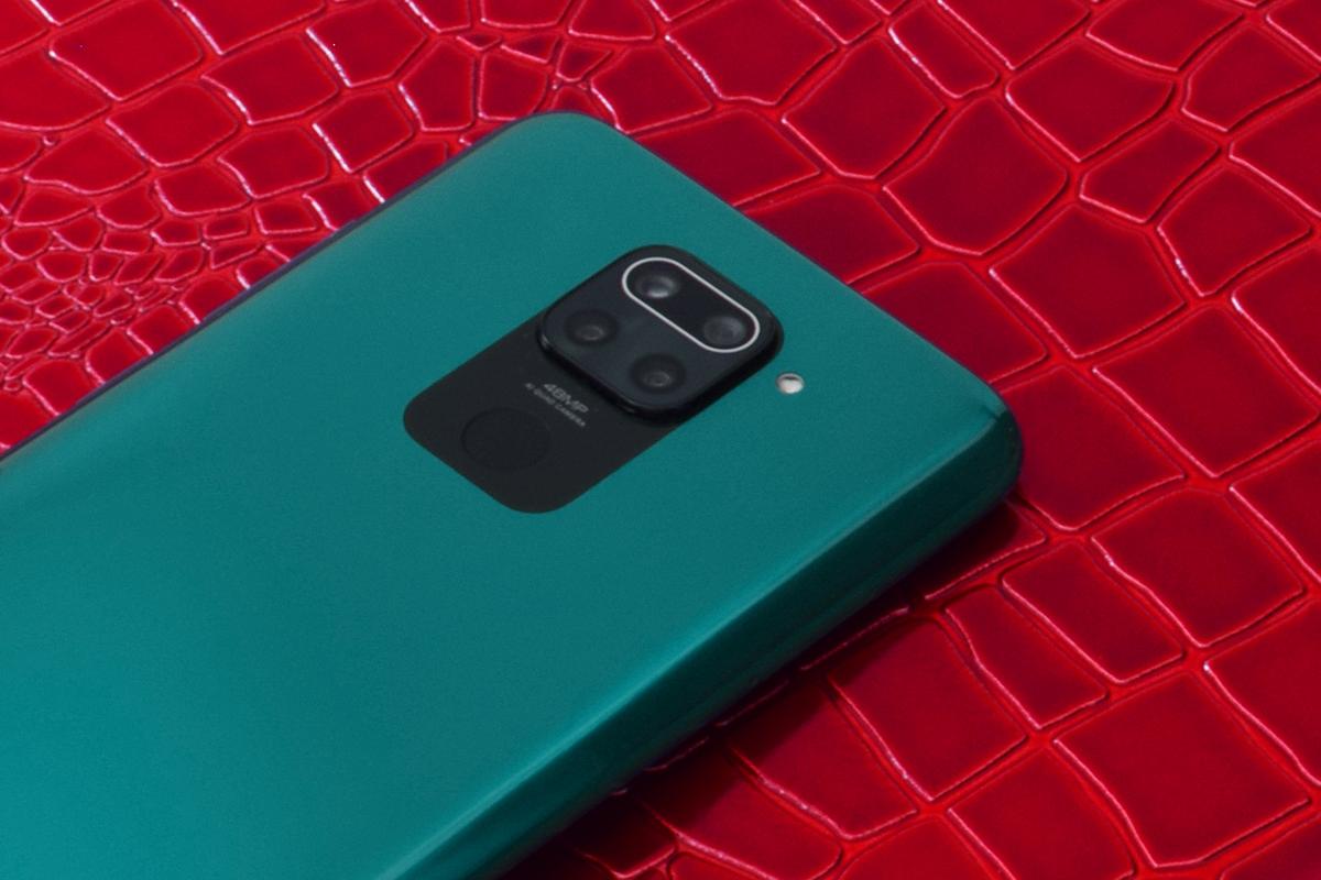 review Xiaomi Redmi Note 9